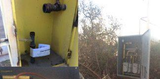В Шымкенте воруют регуляторы давления газа
