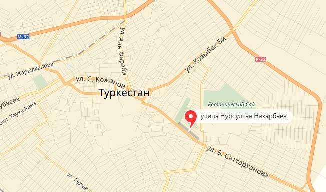 Сколько улиц и проспектов в мире названы в честь Президента РК