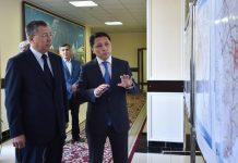 Обсужден проект развития города Шымкента