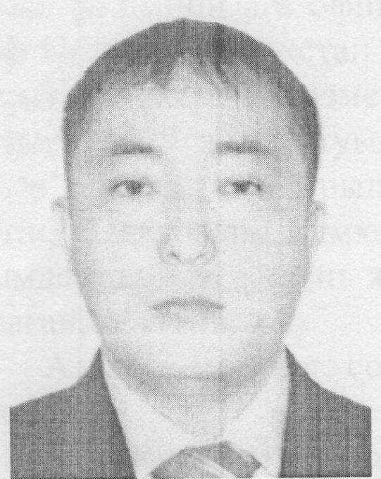 Полиция разыскивает Данияра Калдыбаева