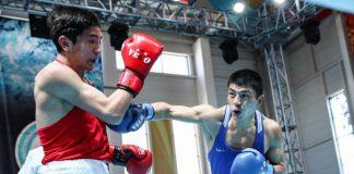 Чемпионат РК по боксу