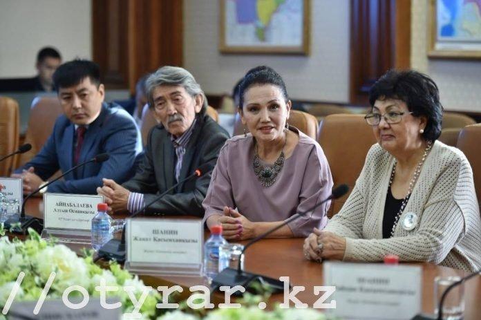 Аким ЮКО встретился с внуками Жумата Шанина