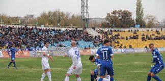 «Ордабасы» одержал волевую победу над «Окжетпесом»