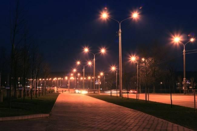 Ночное освещение