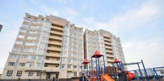 В Шымкенте введен в эксплуатацию многоэтажный жилой комплекс «Астана»