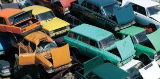 Шымкентцы активней всех в стране сдают старые авто на утилизацию