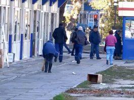 """В Шымкенте платные парковщики массово сбегают с """"места работы"""""""