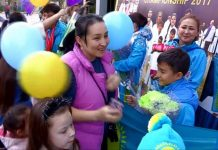 В Шымкенте встретили победителей чемпионата мира по каратэ-до шотокан