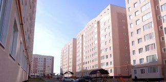 Новое жилье в мкр-не Нурсат