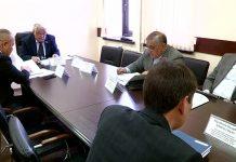 Заседание постоянной комиссии маслихата ЮКО