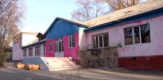 Музыкальная школа в Шымкенте