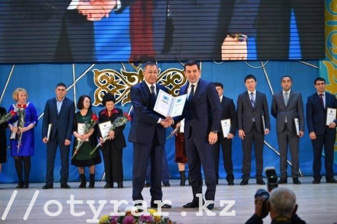 День первого президента в Ассамблее народа Казахстана