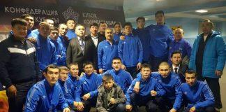 В финале Кубка КФБ боксеры из Мангистау уступили сборной ЮКО