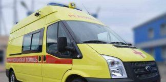 Машины скорой медпомощи в Казахстане перекрасят в лимонный цвет