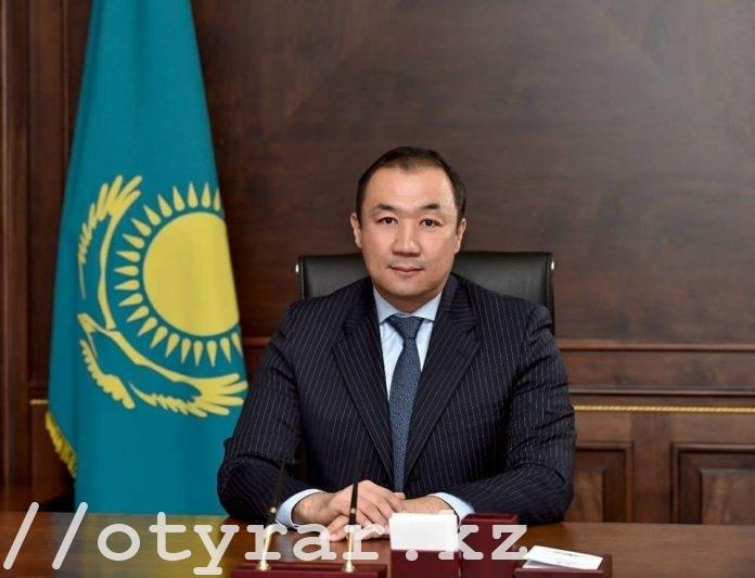 Аким г. Шымкент Нурлан Сауранбаев.