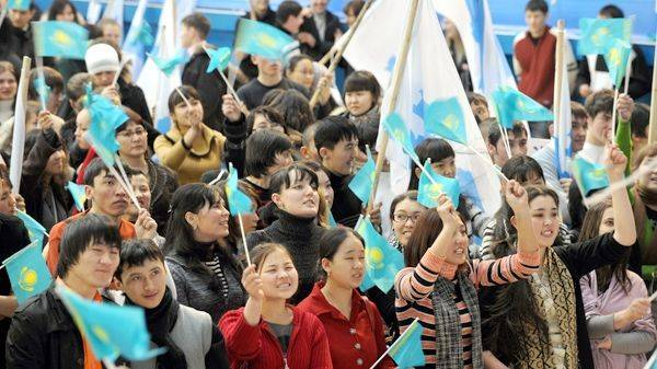 Онлайн-счетчик численности населения запустили в Казахстане