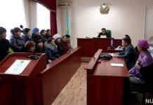 Жителя Шымкента судят по странному делу