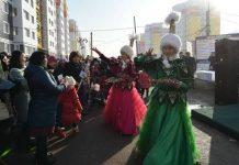 Накануне Дня Независимости 558 шымкентских семей отпраздновали новоселье
