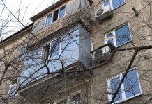 Многоэтажка в Шымкенте