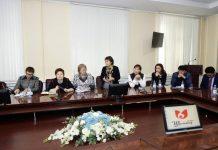 Аким Шымкента встретился с представителями СМИ
