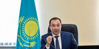 Аким Шымкента Нурлан Сауранбаев