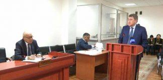 Серикжан Сейтжанов попросил суд больше его не вызывать из-за занятости / Фото informburo.kz