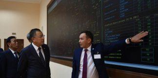 В ЮКО в сфере энергетики ведется строительство 59 объектов