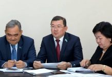 Принятие бюджета Шымкента депутаты сопроводили жаркими баталиями