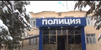 РОВД Сайрамского района