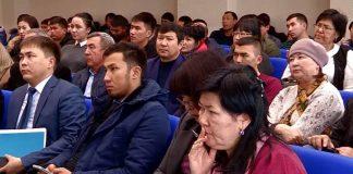Шымкент проголосовал против повышения тарифа на газ