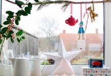 Оформление дома к Новому году