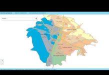 Инвестиционная карта генплана Шымкента