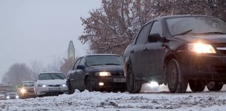 Транспортный коллапс в Шымкенте