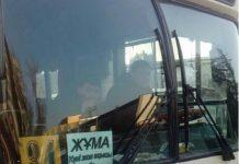 в Шымкенте водители 34-го городского автобуса решили не брать деньги за проезд