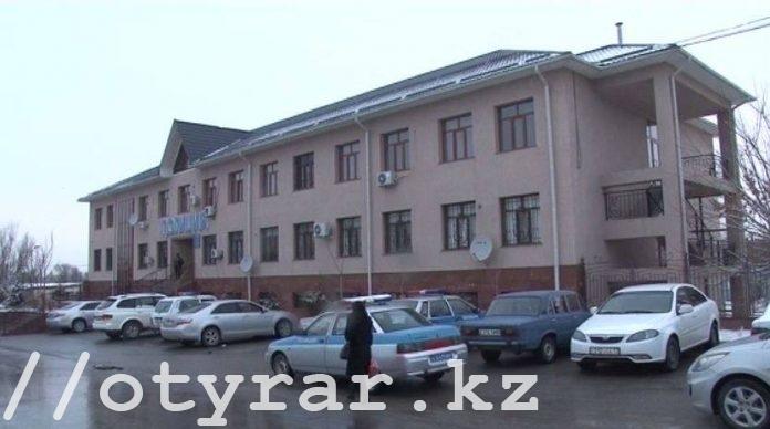Задержаны грабители в Каратауском районе