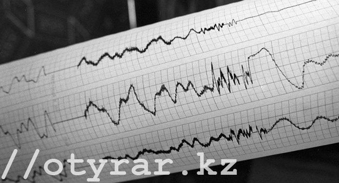Землетрясение в Казахстане