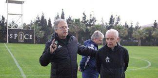 Новый главный тренер «Ордабасы» Георги Дерменджиев