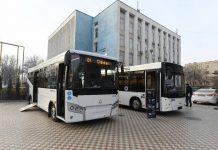 В Шымкенте появятся современные автобусы