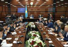 Депутаты проголосовали за переименование проспекта Астана