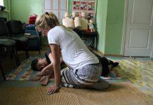 Кинестетикс с ребенком в Шымкенте