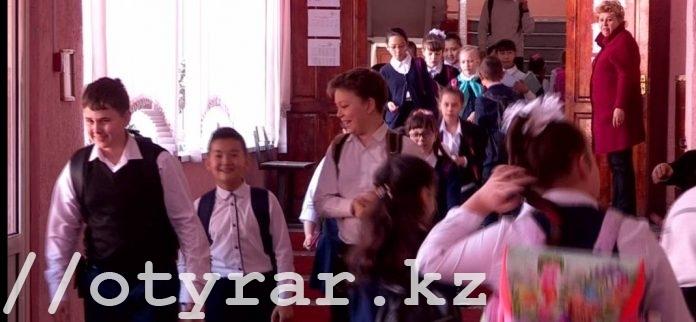 Кто охраняет школы Шымкента