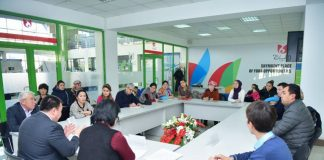 Встреча очередников и чиновников