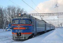 Казахстан ограничил скорость поездов из-за морозов