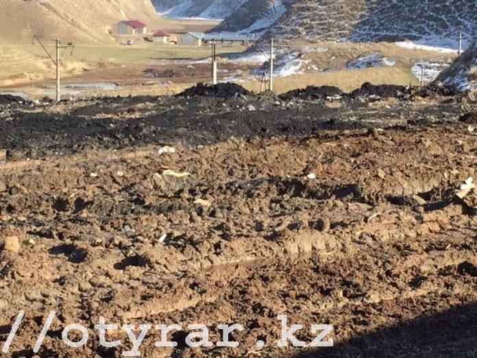 В Шымкенте ликвидирована незаконная свалка