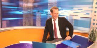 """Американский пресс-атташе Дональд Килбург посетил телеканал """"Отырар TV"""""""
