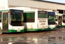 Автопарк Green Bus