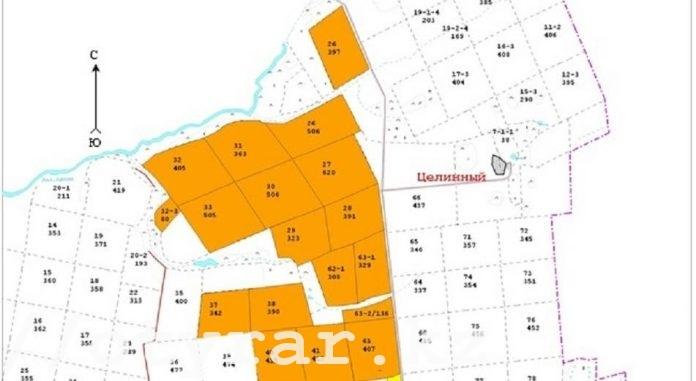 Агрохимическую картограмму ЮКО нашли у чиновников в пыли