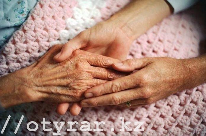 Старость. Руки