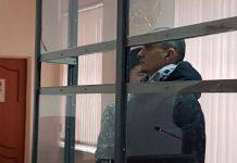 Озвучен приговор мужчине, ограбившему Каспи банк