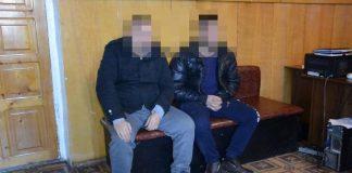 Мужчины задержаны по подозрению в квартирных кражах